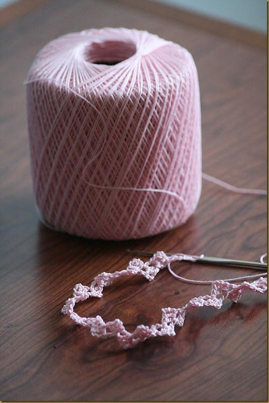 9 crochet ric rac