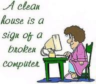 funny house cleaning quotes