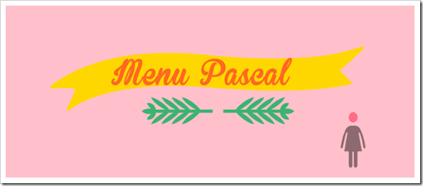menu pascal