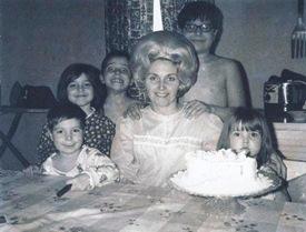 Mom's Birthday, 1971