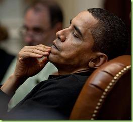 Obama_sleeping