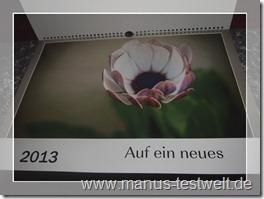 Kalender Pixum Deckblatt