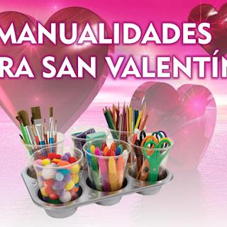 5 Manualidades Rápidas para San Valentín – 14 de febrero