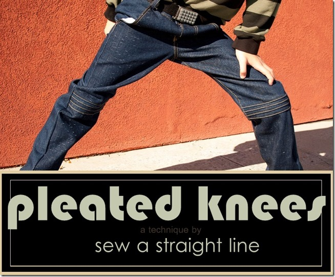 Pleated Knees
