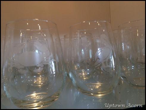 glassware wine