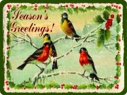 Seasons Greetings _ L & T