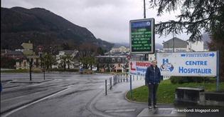 Yes Lourdes has a hospital!