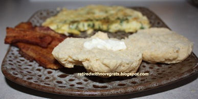 Breakfast and Brunch Biscuits - served B