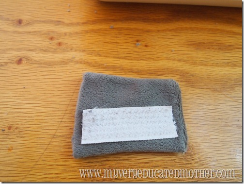 Kindle cover, sewing