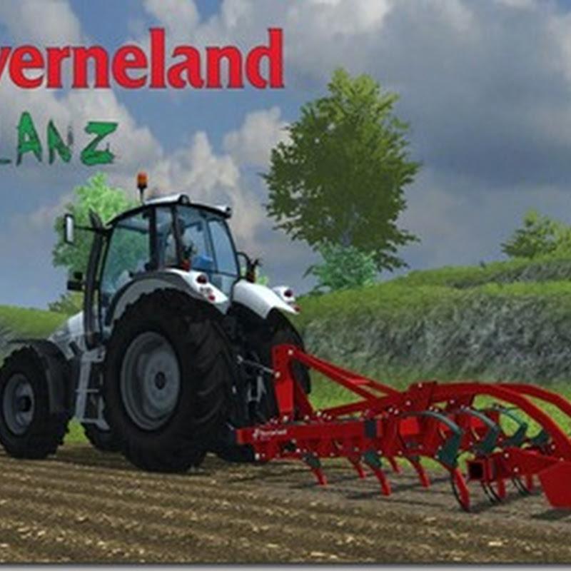 Farming simulator 2013–Kverneland CLC Pro 3m