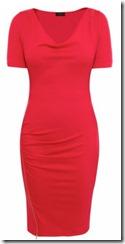 Joseph Red Dress