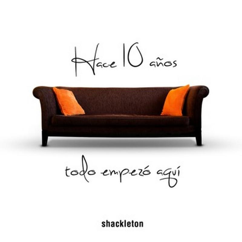 Shackleton, 10 años de hacer lo que les gusta