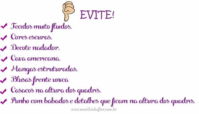 EVITE TRIANGULO