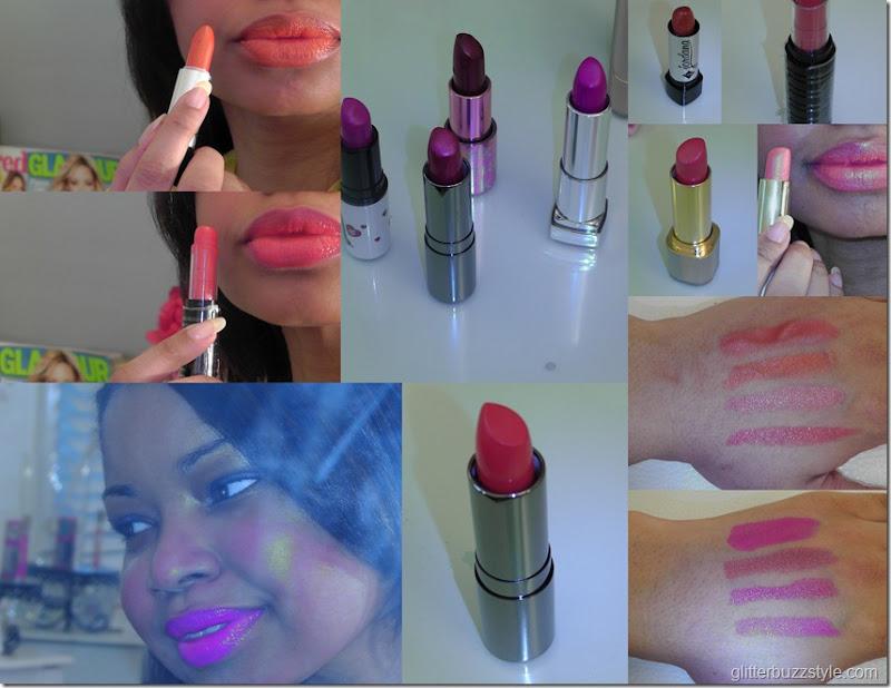Lipsticks Shades