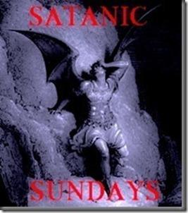 satanic sundays!