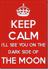 keep calm dark side