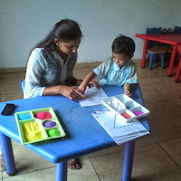 Pre-Primary on 4th October GDA Harni