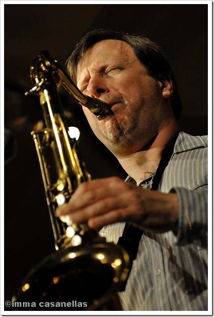 Chris Potter, Barcelona 2012