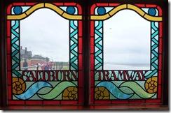 saltburn tram windows