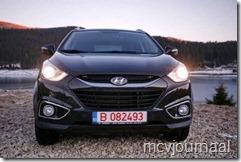 Dacia Duster - Hyundai ix35 - Mitsubishi ASX 06