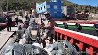 Bootsfahrt auf dem Lago Titicaca