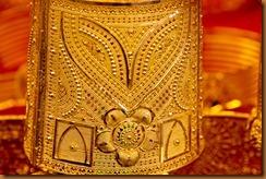 Istanbul, bazaar, gold cuff