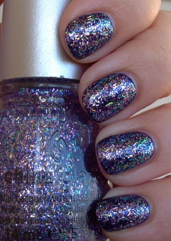 China Glaze Marry A Millionaire (over Julep Maggie) 7