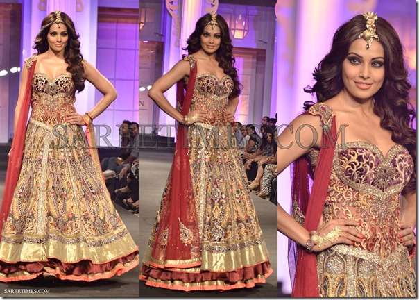 Bipasha_Basu_Arjun_Anjalle_Kapoor_Lehenga