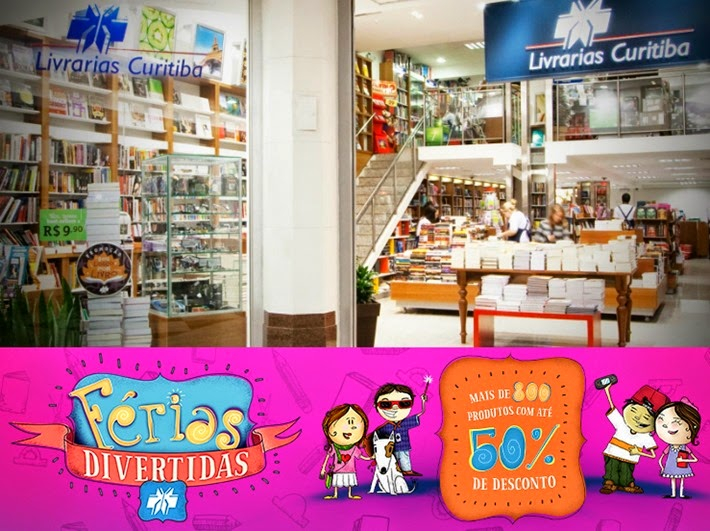 livrarias curitiba shopping mueller