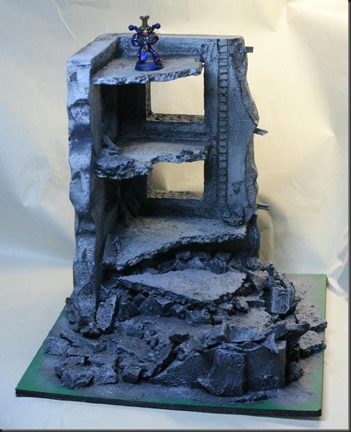 Debris Building