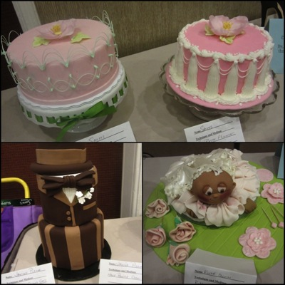 Cake decorating 4