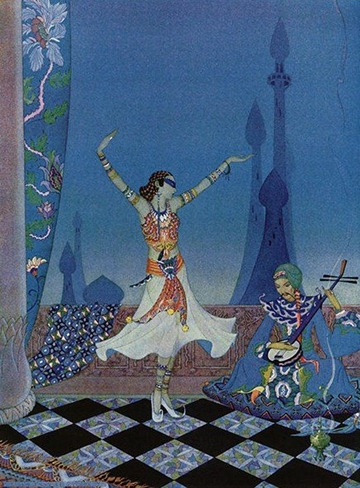 arabian_nights_013 Virginia Frances Sterrett