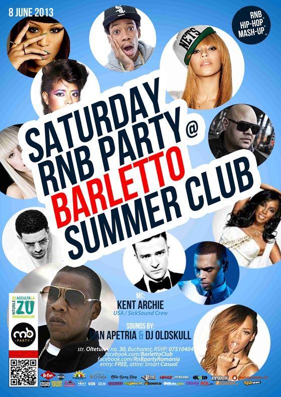 Saturday_RnB_Party_Kent_Arcie_Dan_Apetria_Oldskull@BARLETTO_Summer_Club