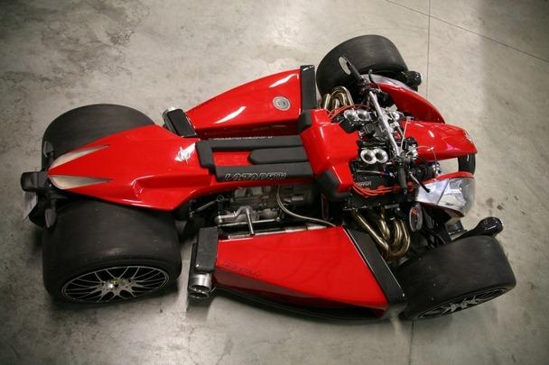 Gambar-gambar motosikal ferrari