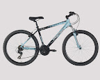 Blue & Black Urban Trail Bike Urban Trail - High Performance Bikes. Your one stop to seek adventure