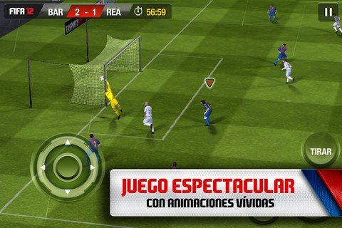 FIFA 12 para iOS