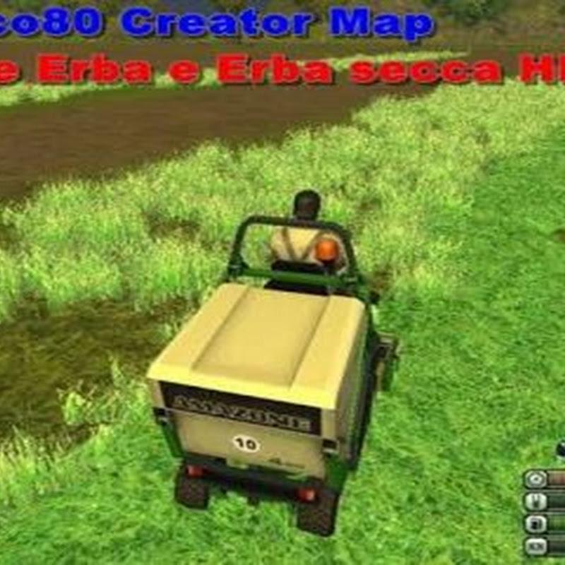 Farming simulator 2013 - Texture erba normale e secca HD