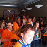 Dutch Kingsday in Toronto - koningsdag in Toronto, Ontario, Canada