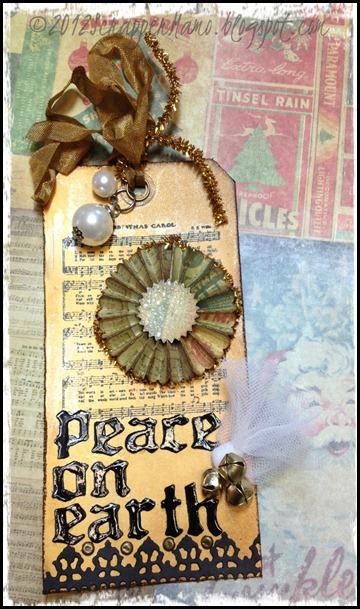 peace on earth tag 5 w border