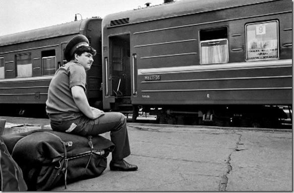 Ritiro delle truppe sovietiche da Milovice 265584