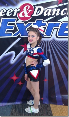 Savannah cheer