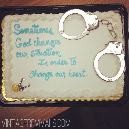 Sometimes God Changes Our Situation in Order to Change Our Heart