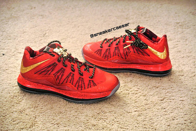 nike lebron 10 ps elite championship pack 19 02 reverse Reverse LeBron 10 Championship Pack is Real! Take a Closer Look!