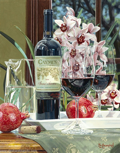 pinturas a oleo super realistas Roberto Bernardi Erich Christensen Steve Mills  desbaratinando  (124)