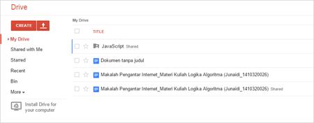 Cara Mudah Upload Code JavaScript di Google Drive 02