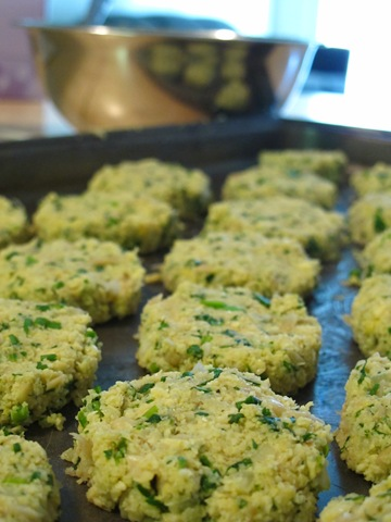 Middle Eastern Party Falafel Prep 001
