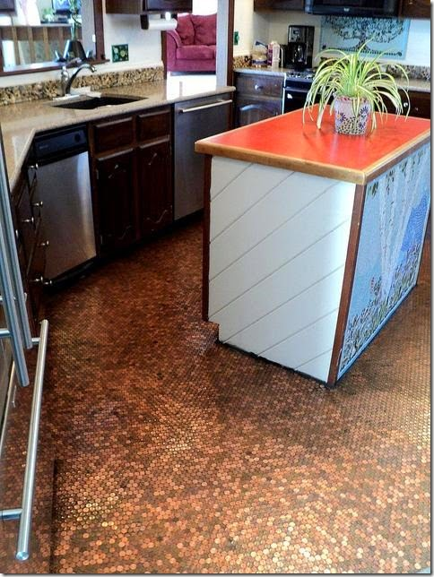 penny floor