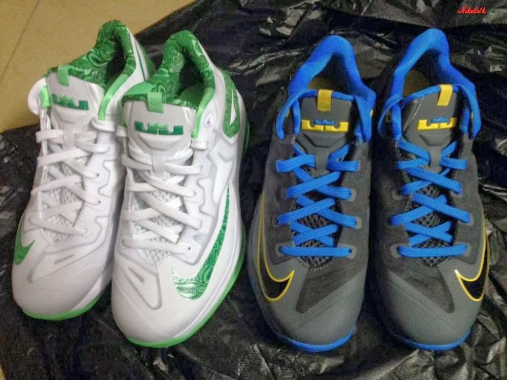 Nike Goes Back to LeBron 8 V2 Low Outsole for LeBron 11 Low ...