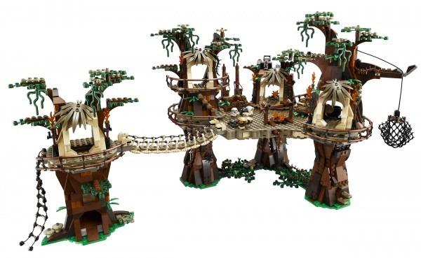 Lego Ewok Village