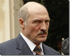 Lukashenko under pressure